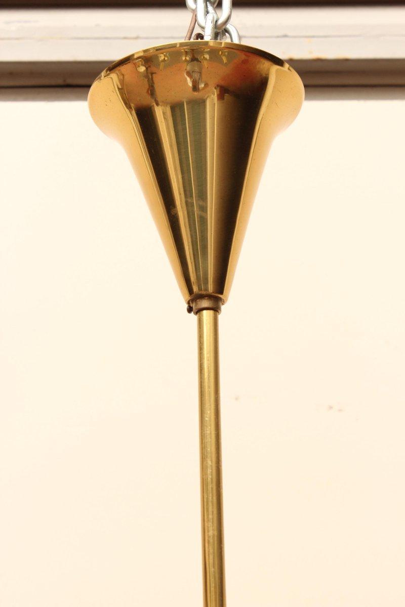 Messing deckenlampe von stilnovo bei pamono kaufen for Deckenlampe messing