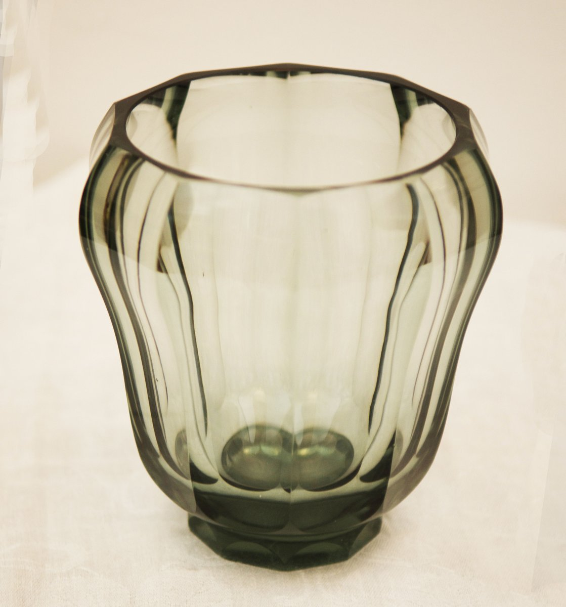 Art deco crystal glass vase for sale at pamono reviewsmspy