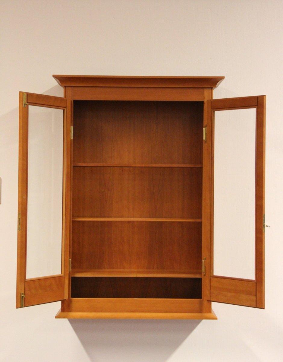 h ngeschrank aus kirschholz von andreas hansen f r form 75 bei pamono kaufen. Black Bedroom Furniture Sets. Home Design Ideas