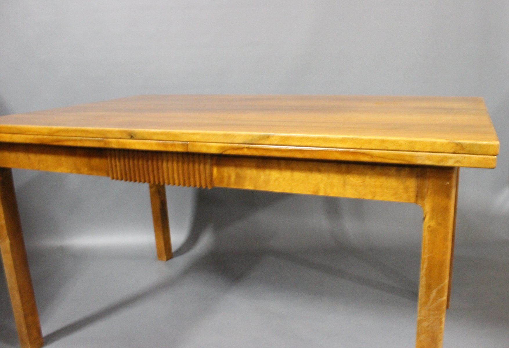 extendable danish walnut dining table 1940s 10 365400 price per piece - Walnut Dining Table