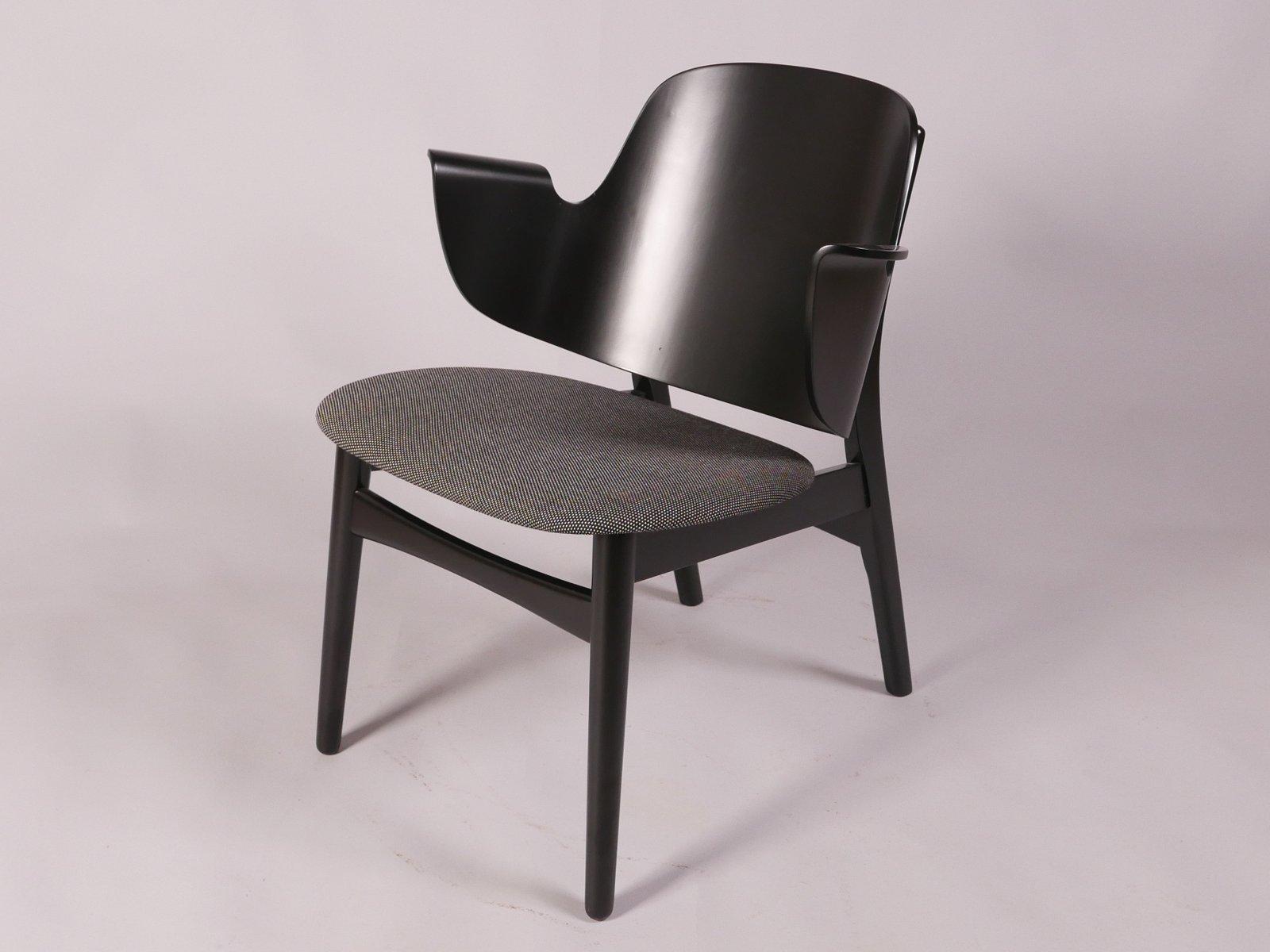 Elegant Vintage Model 107 Armchair By Hans Olsen For Bramin
