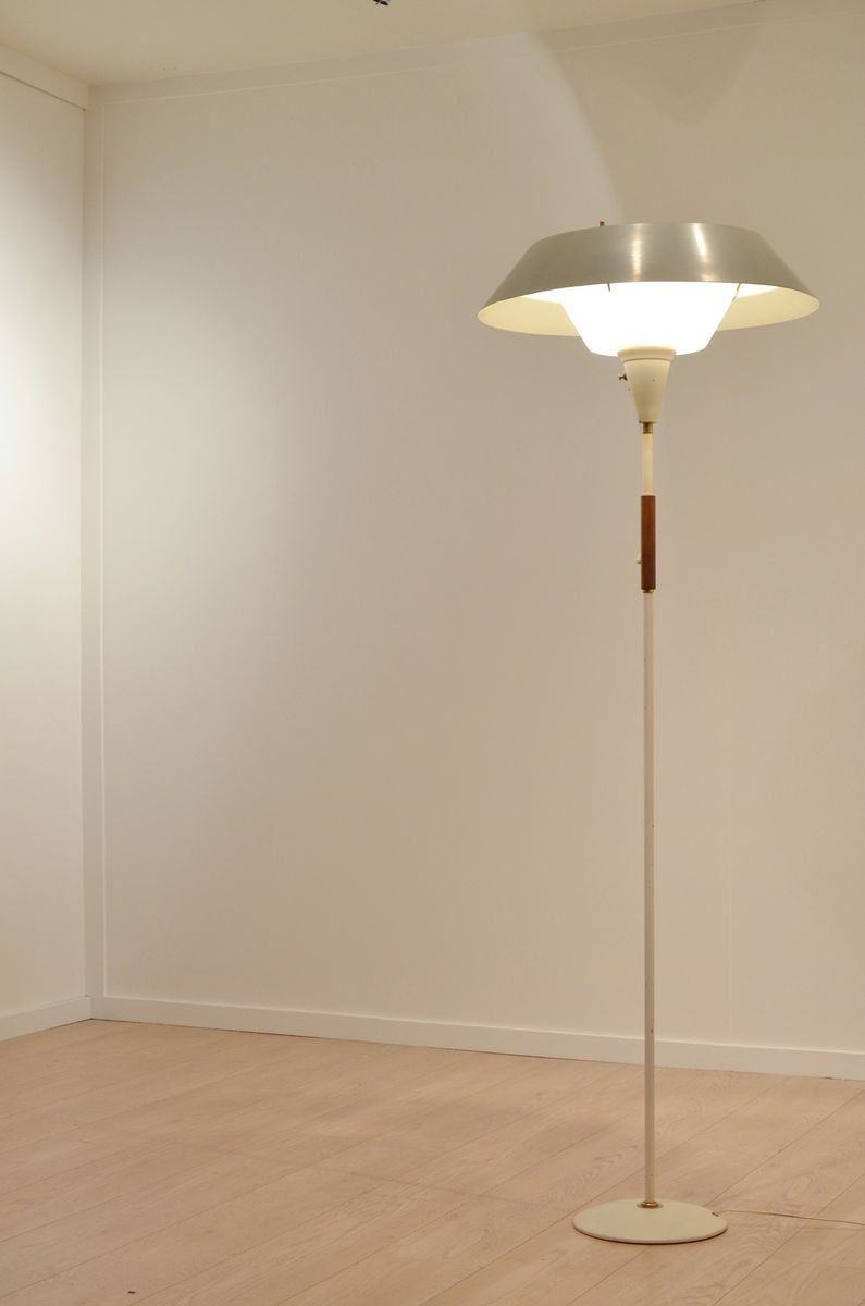 Modernist floor lamp 1950s for sale at pamono modernist floor lamp 1950s mozeypictures Choice Image