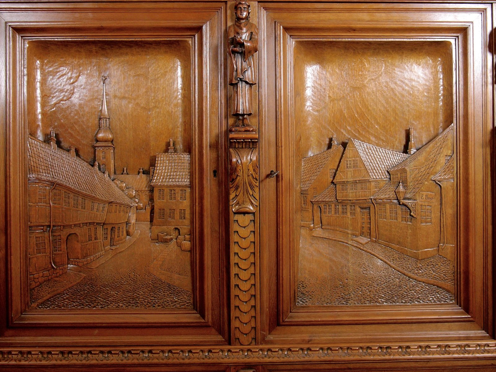carved kitchen cabinet doors large oak cabinet with carved doors from e b 248 gh 5130