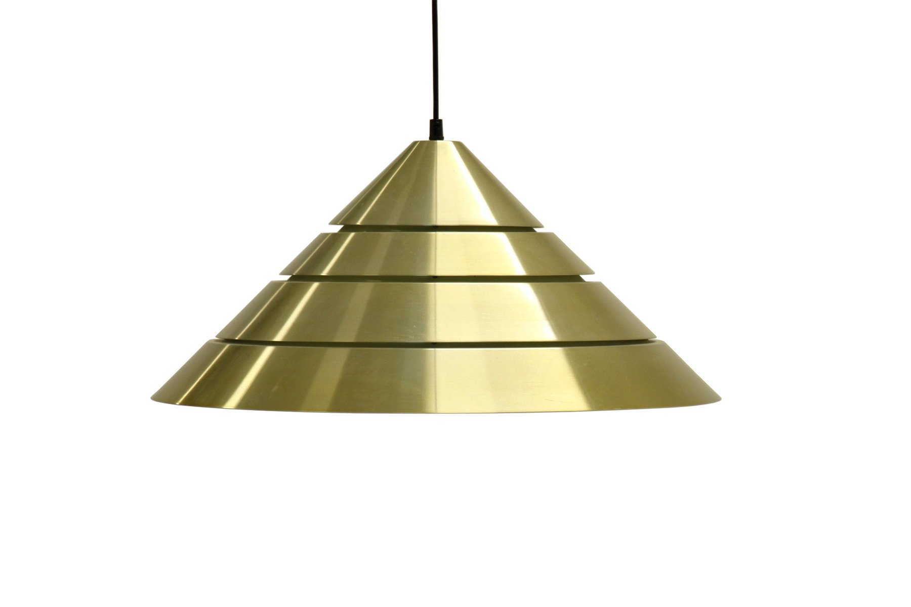 pendant for hans lamp pamono agne jakobsson at cone by sale