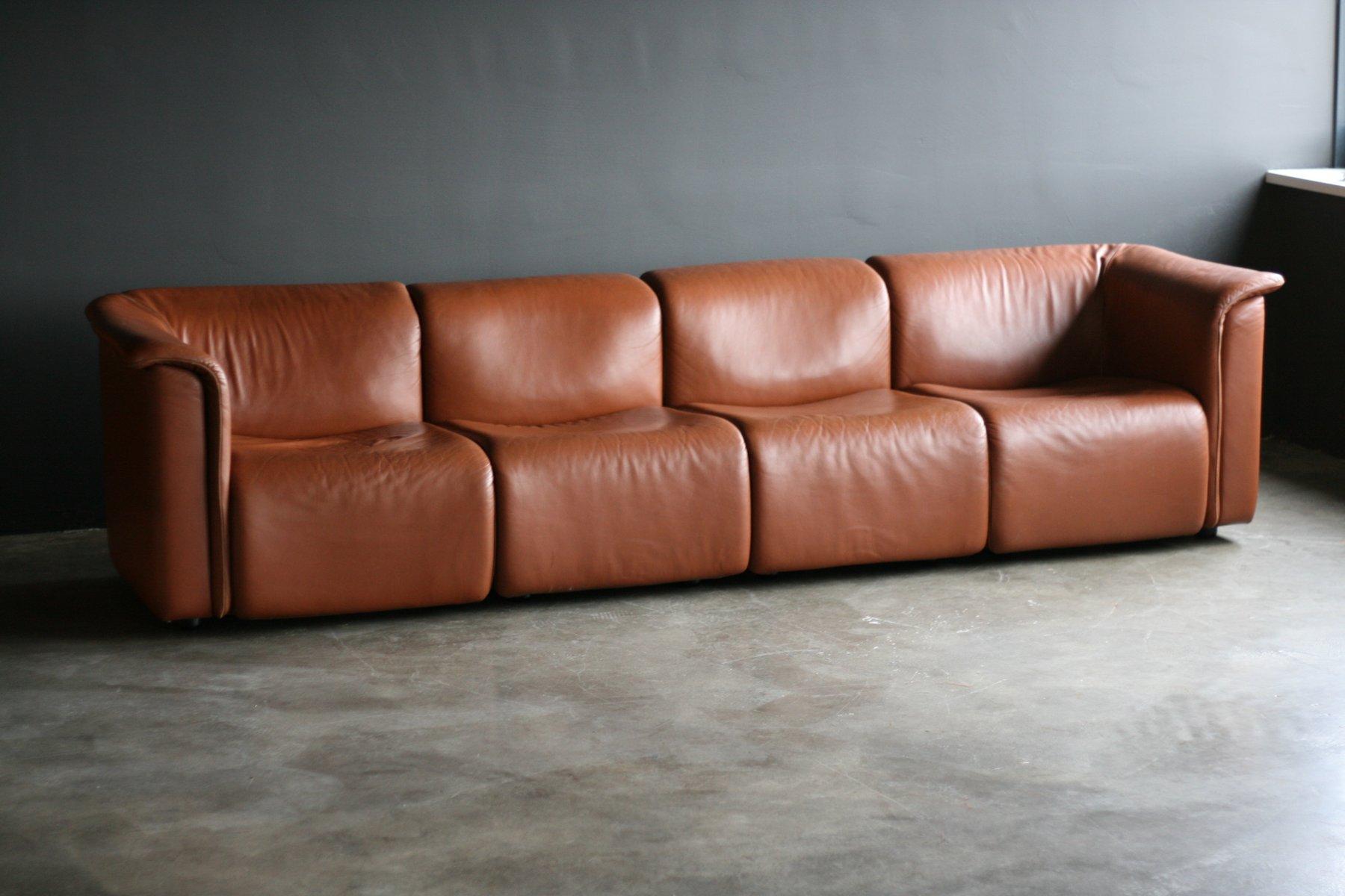 Modulares Sofa großes modulares sofa wittmann moebelwerkstaetten bei pamono kaufen
