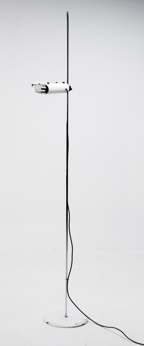 Alogena 626 floor lamp by joe colombo for oluce 1972