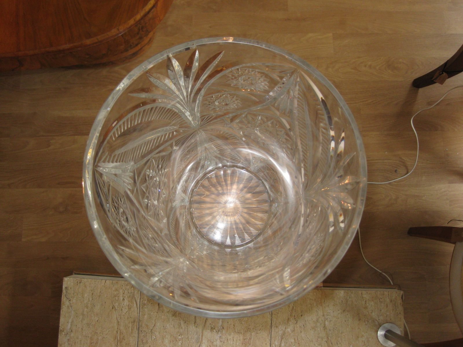 French crystal vase 1940s for sale at pamono french crystal vase 1940s reviewsmspy