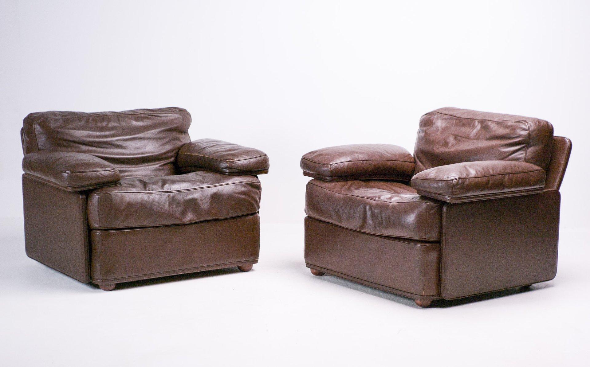 canap moderne par tito agnoli pour poltrona frau italie. Black Bedroom Furniture Sets. Home Design Ideas