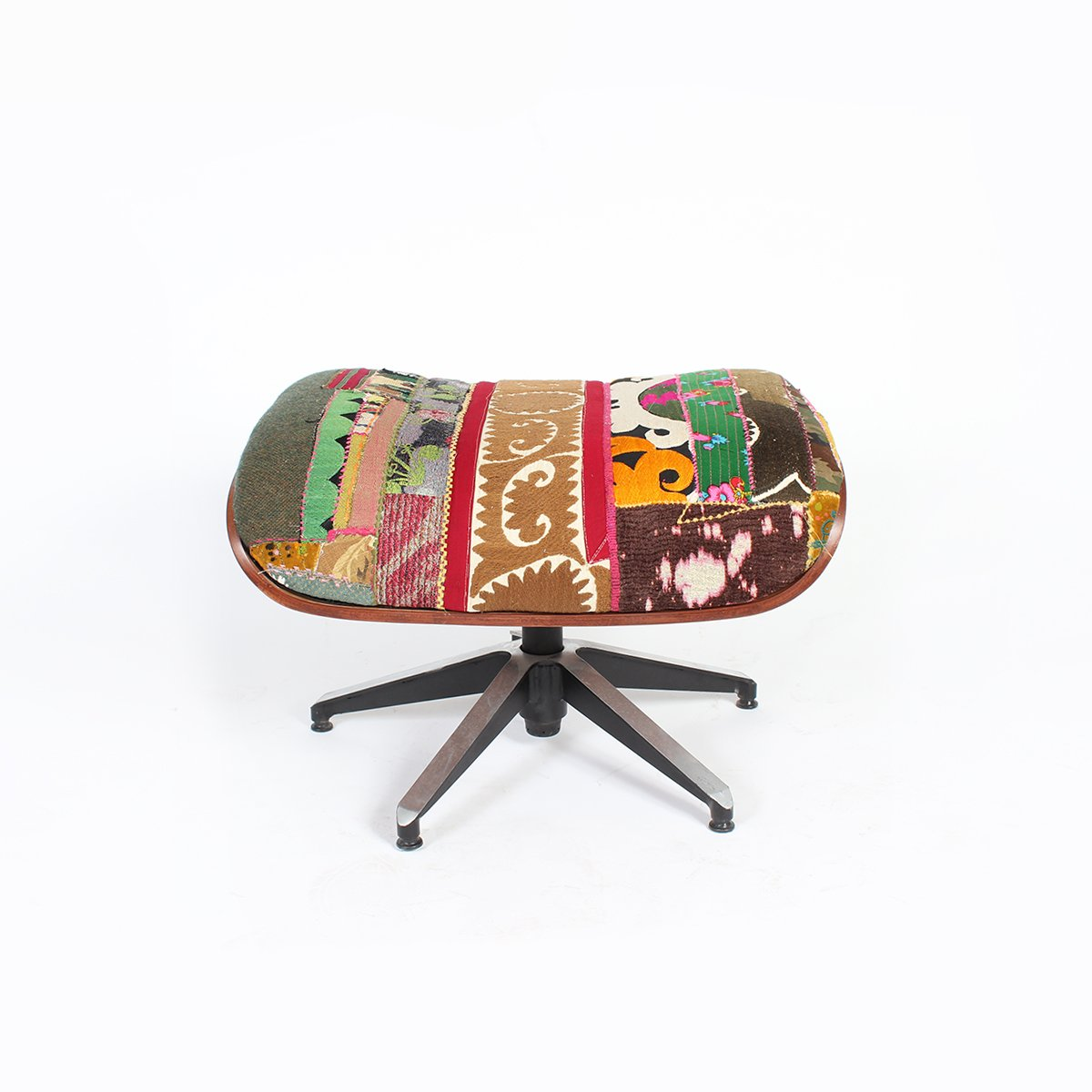 Eames la bokja by atelier bokja for sale at pamono for Chaise patchwork eames