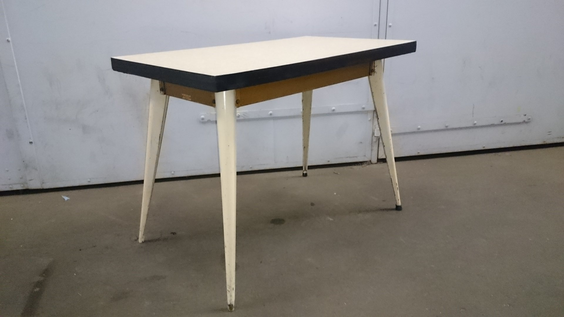 Xavier Pauchard industrial table by xavier pauchard for tolix 1950 for sale at pamono