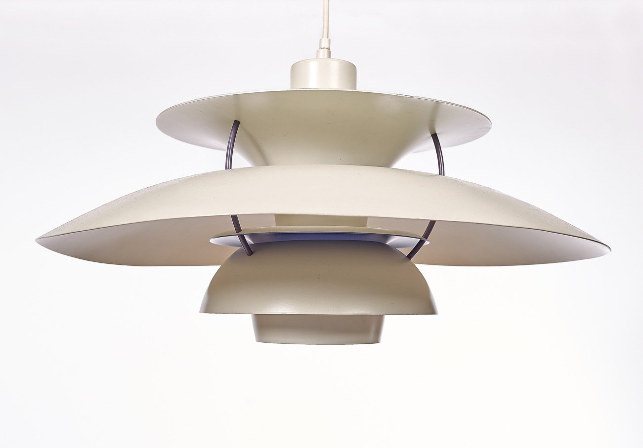 Vintage PH5 Pendant Lamp by Poul Henningsen for Louis Poulsen for ... for Louis Poulsen Ph50  177nar