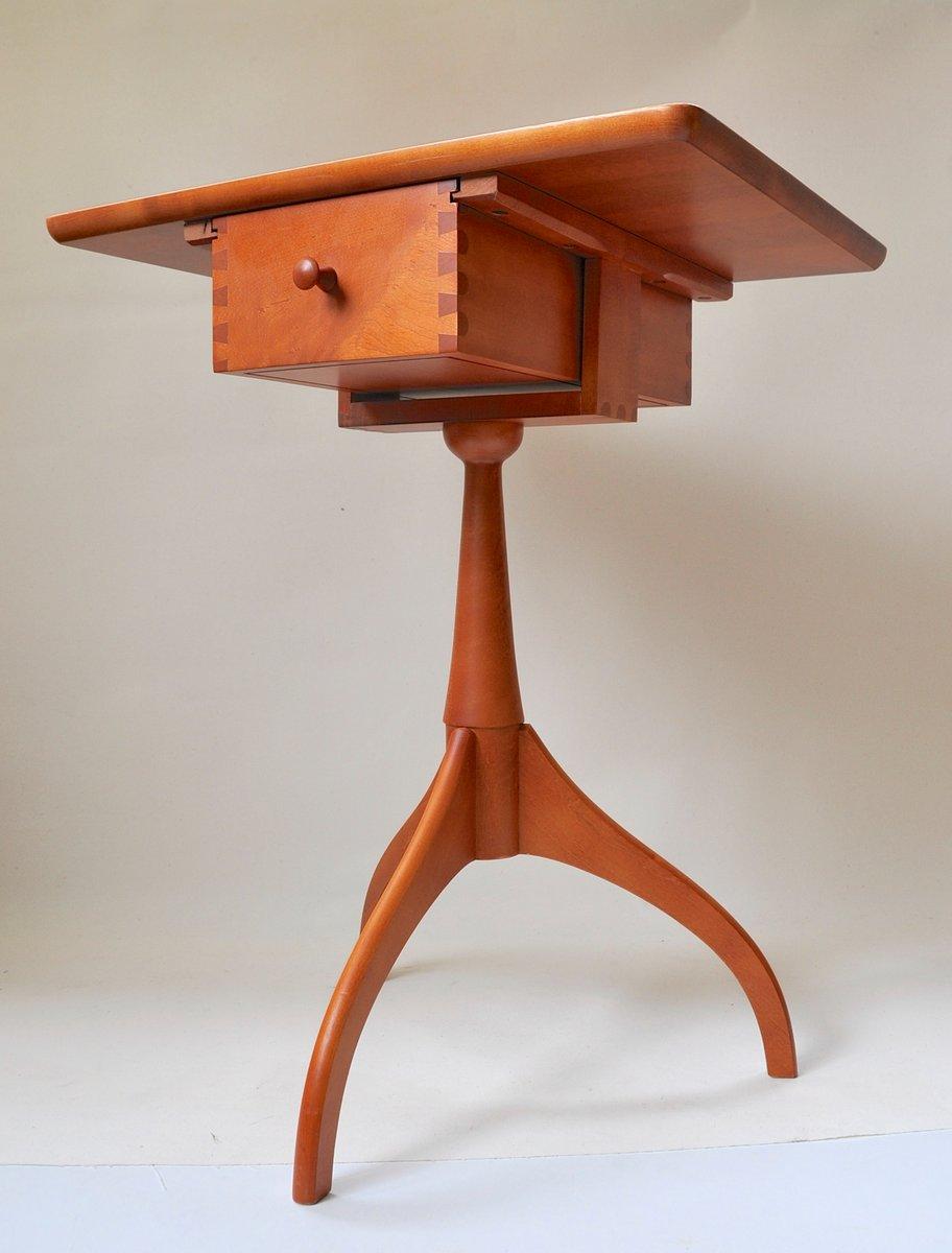 Tavolino Shaker di de Padova, anni \'80 in vendita su Pamono