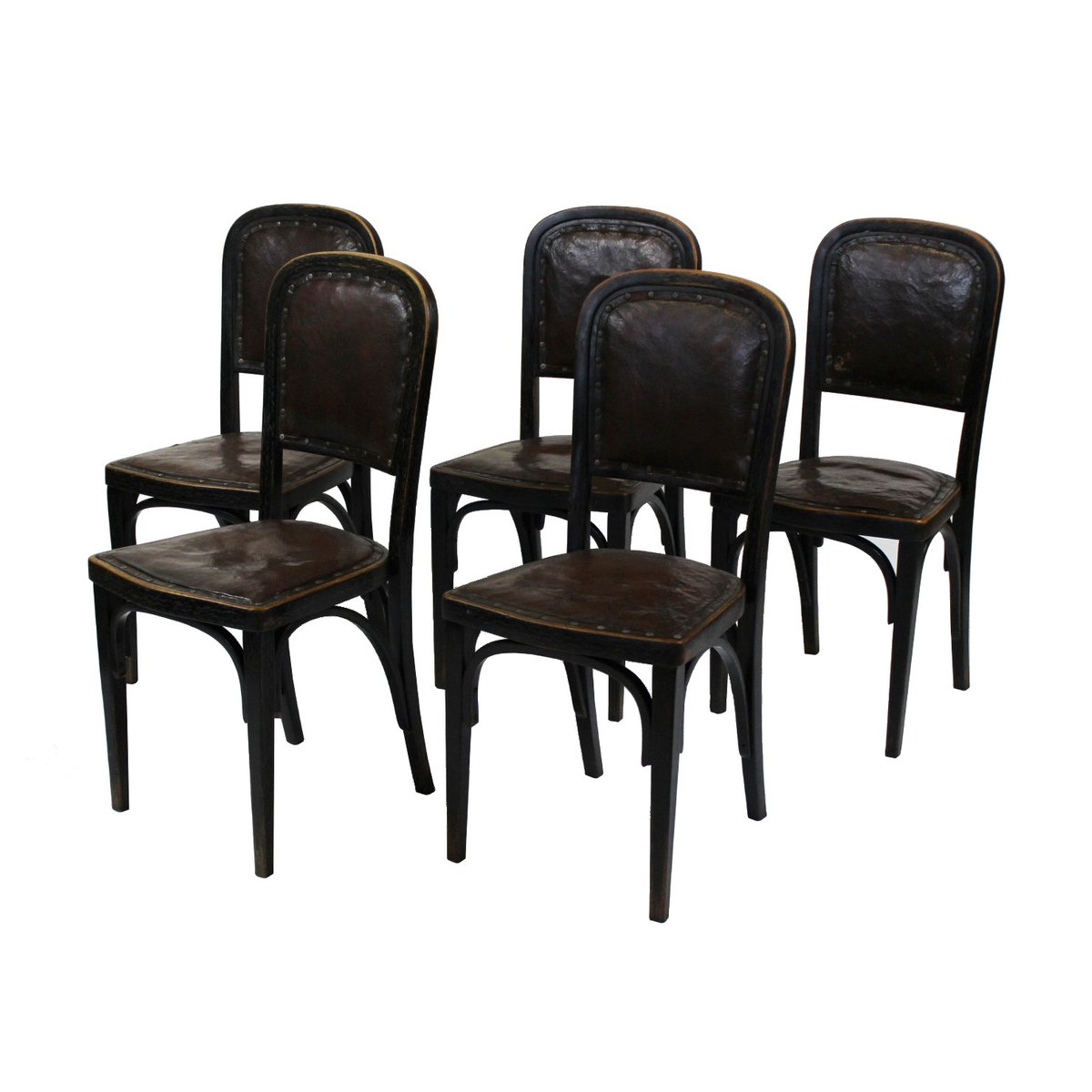Vienna secession side chair by gustav siegel for j j for Side chairs for sale