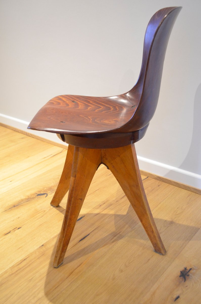 kinder reform drehstuhl von fl totto 1950er bei pamono kaufen. Black Bedroom Furniture Sets. Home Design Ideas