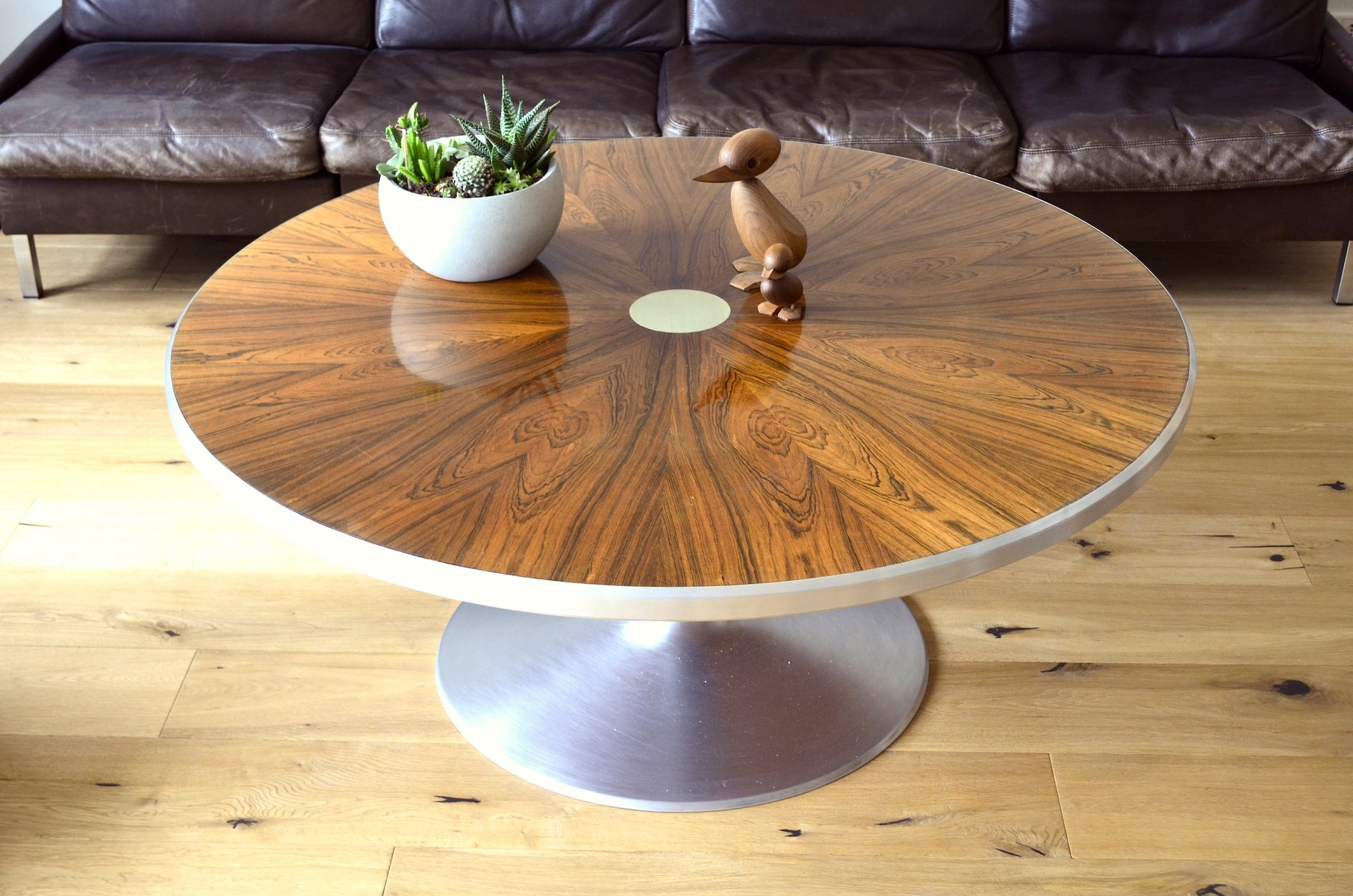 Danish Rosewood Coffee Table By Poul Cadovius For France U0026 Søn, 1960s