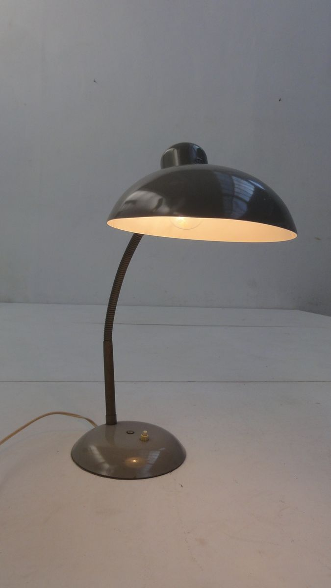Industrial Desk Lamp from SIS 1950s for sale at Pamono