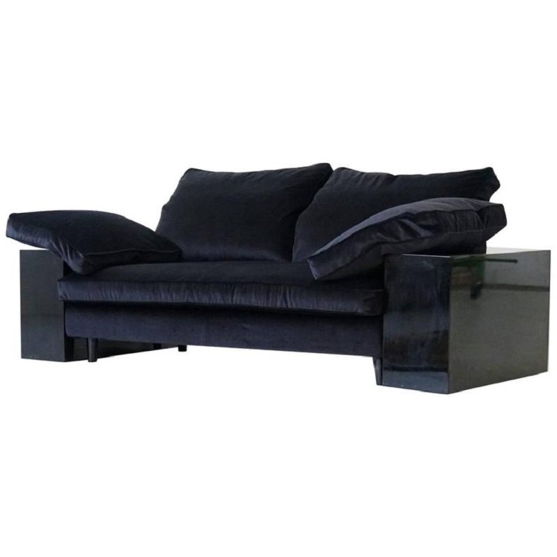 vintage lota sofa by eileen gray for sale at pamono. Black Bedroom Furniture Sets. Home Design Ideas