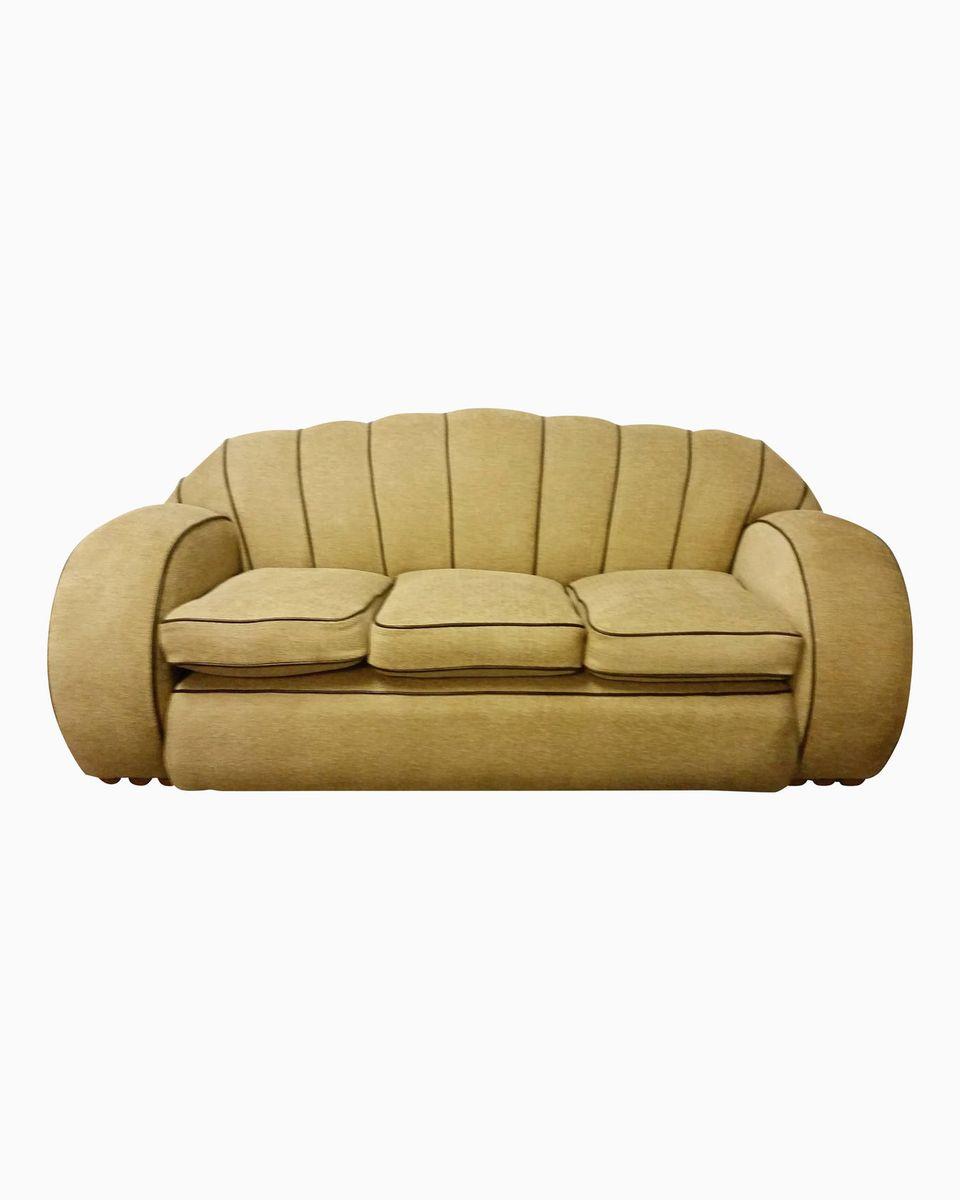 art d co lounge garnitur 1930er bei pamono kaufen. Black Bedroom Furniture Sets. Home Design Ideas