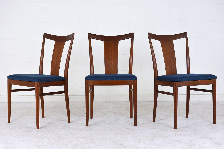 esszimmerst hle von rasmus solberg 1960er 6er set bei. Black Bedroom Furniture Sets. Home Design Ideas