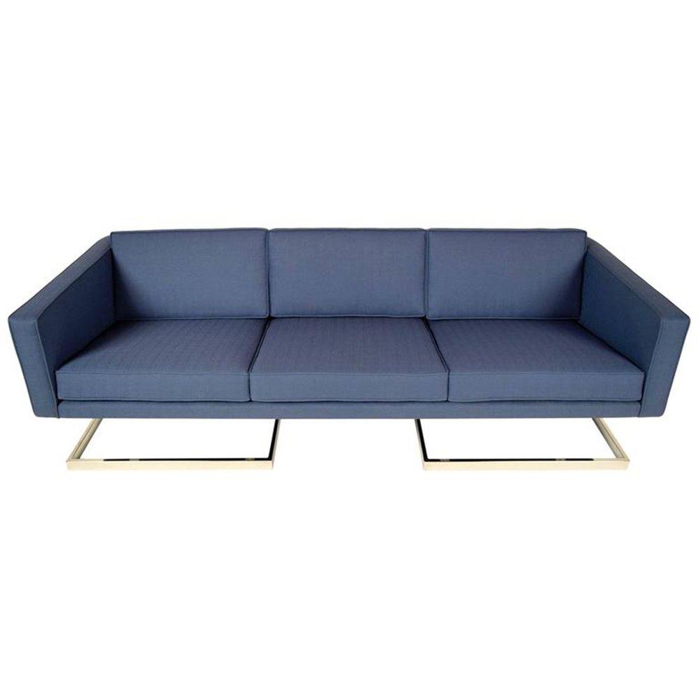 Mid century modern drei sitzer sofa bei pamono kaufen for Sofa 1 sitzer