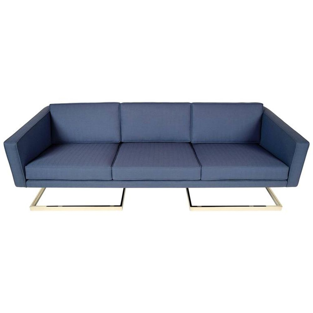 Mid century modern three seater sofa for sale at pamono for Mid century modern sofa for sale