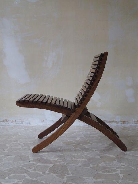 chaise d montable italie en vente sur pamono. Black Bedroom Furniture Sets. Home Design Ideas