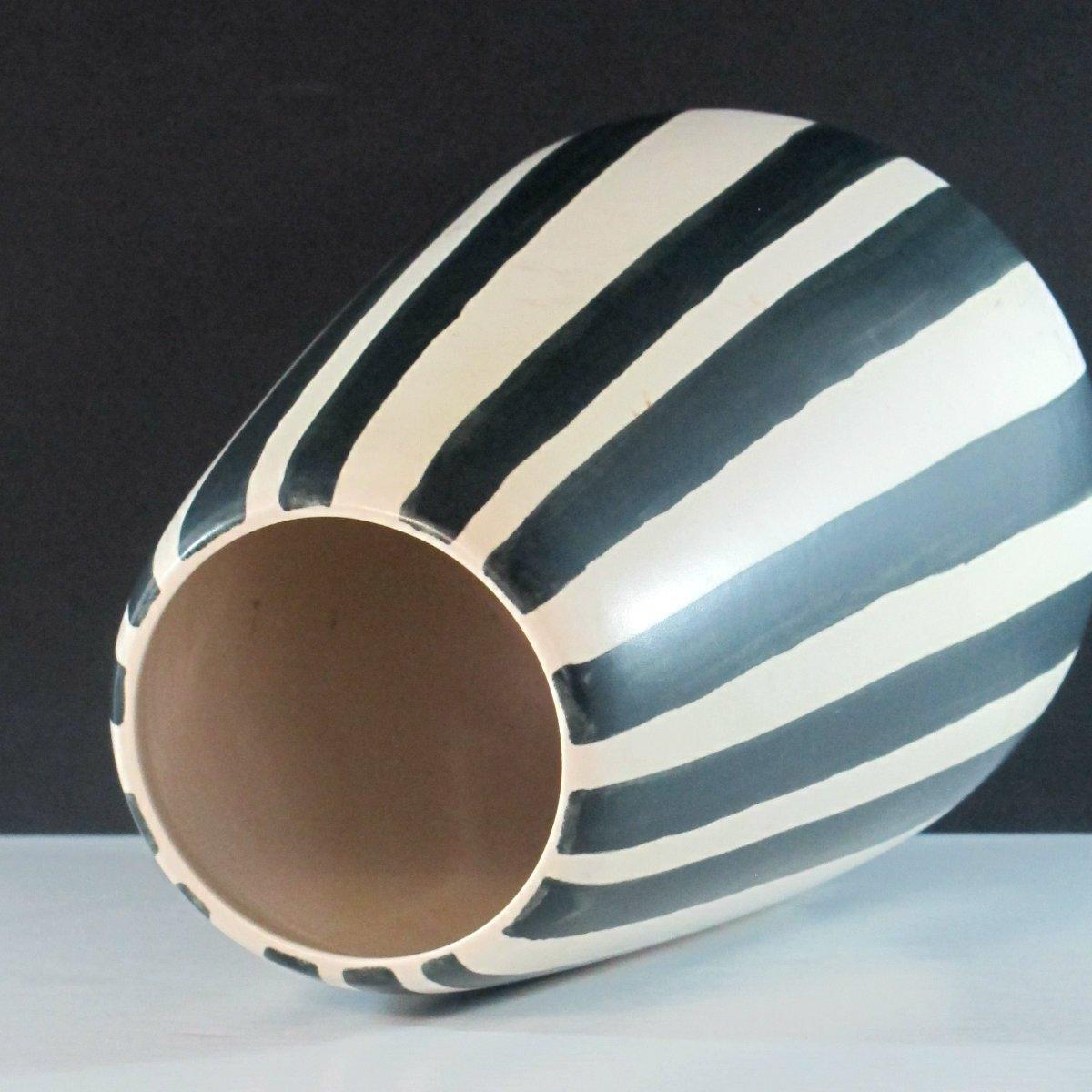 vase by maria kohler for villeroy et boch 1960s for sale at pamono. Black Bedroom Furniture Sets. Home Design Ideas