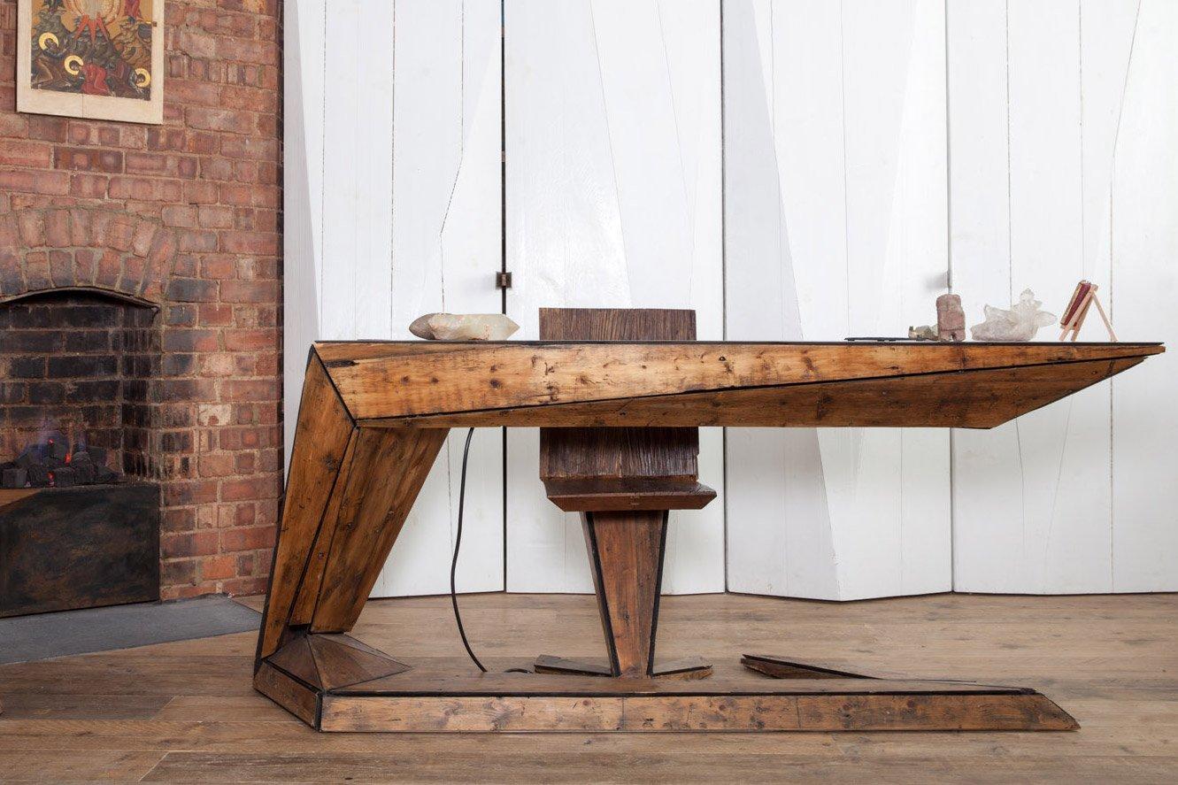 Emc Desk Side By Enrico Marone Cinzano
