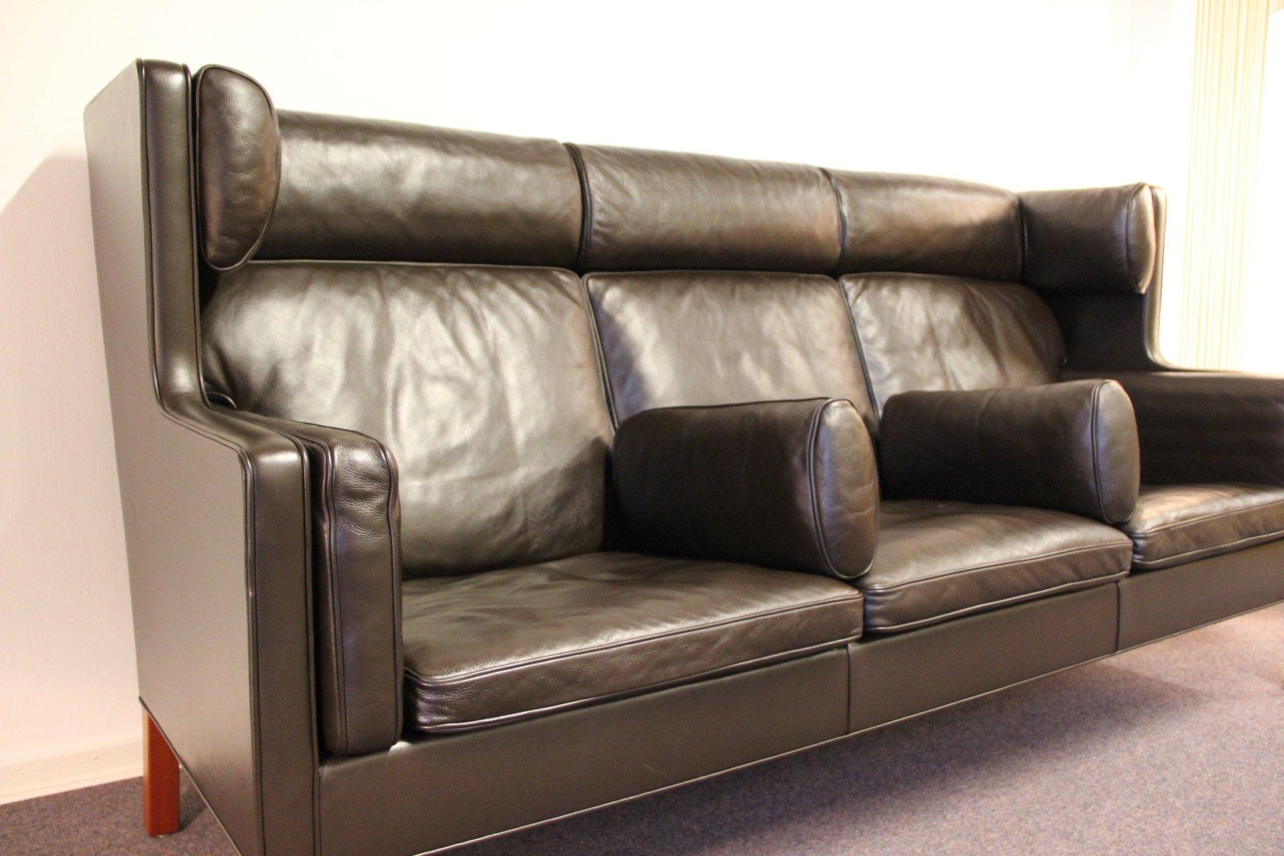 bm 2193 kup sofa von b rge mogensen f r fredericia. Black Bedroom Furniture Sets. Home Design Ideas