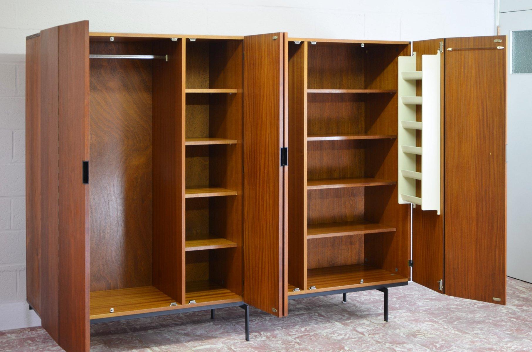 vintage japanese series kleiderschrank von cees braakman. Black Bedroom Furniture Sets. Home Design Ideas