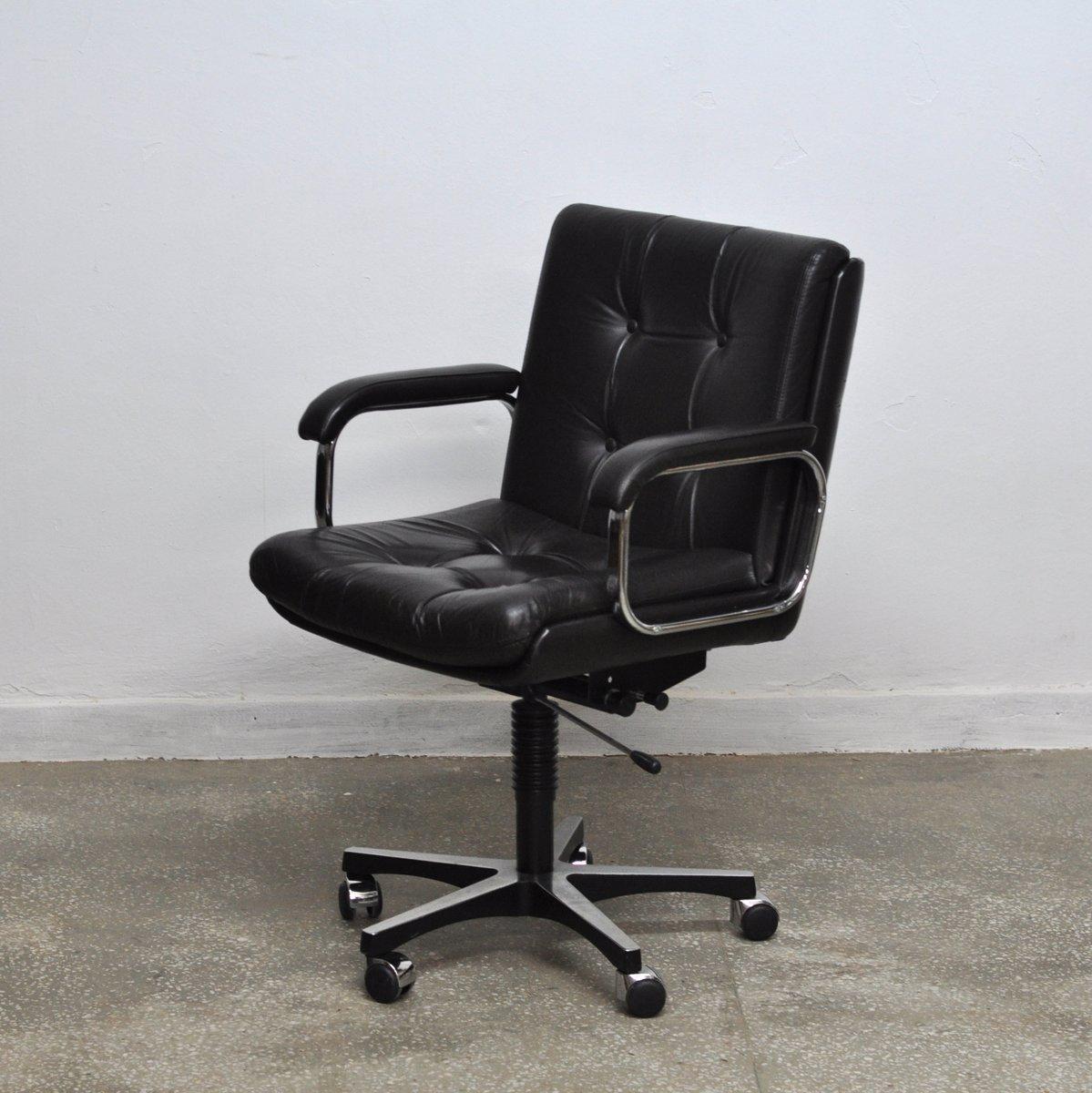 norwegian vintage office chair. Vintage Norwegian Office Chair From Ring Mekanikk S
