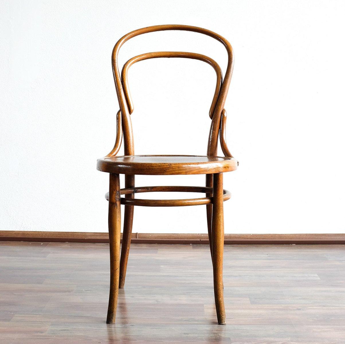 chaise no 14 de thonet 1890s en vente sur pamono. Black Bedroom Furniture Sets. Home Design Ideas