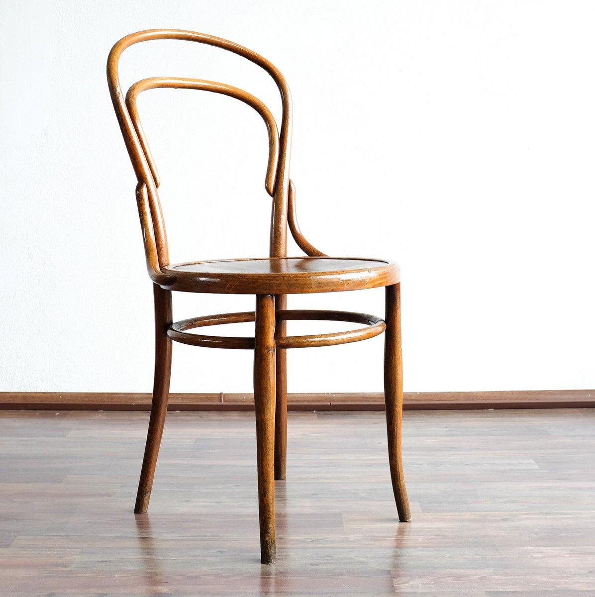 no 14 stuhl von thonet 1890er bei pamono kaufen. Black Bedroom Furniture Sets. Home Design Ideas