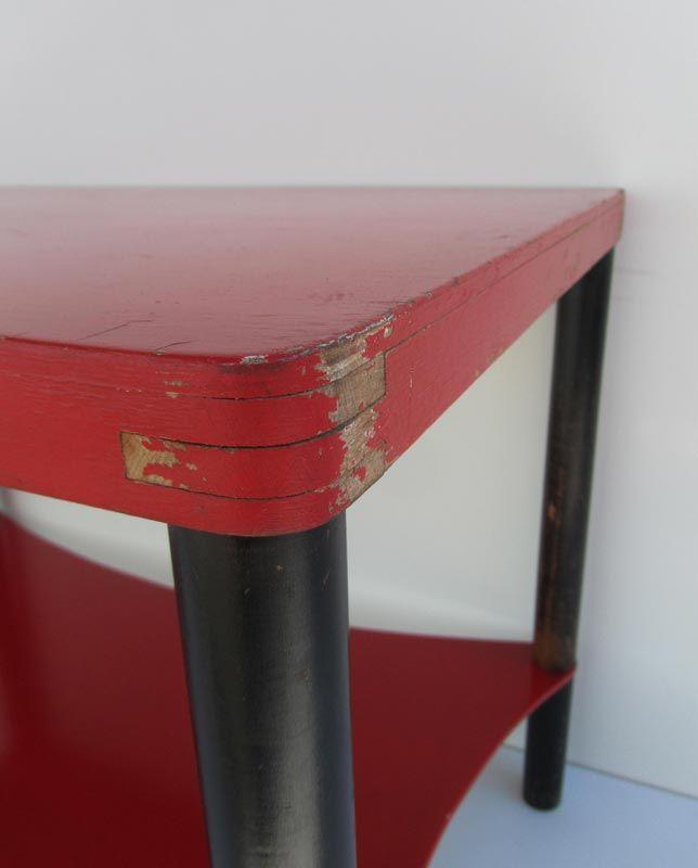 kleiner bauhaus tisch von cebaso bei pamono kaufen. Black Bedroom Furniture Sets. Home Design Ideas