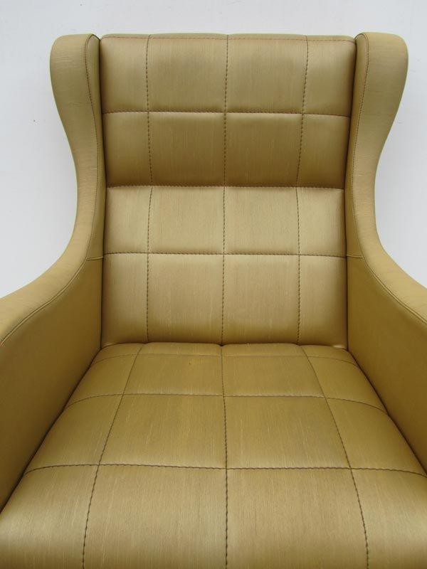 chaise longue mid century italie en vente sur pamono. Black Bedroom Furniture Sets. Home Design Ideas