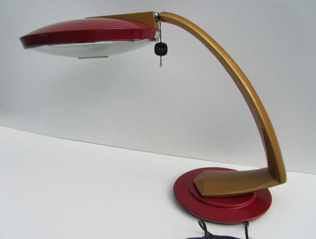 Vintage Desk Lamp From Fase 1960s