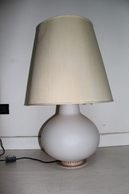 Table Lamp by Max Ingrand for Fontana Arte, 1952 for sale at Pamono
