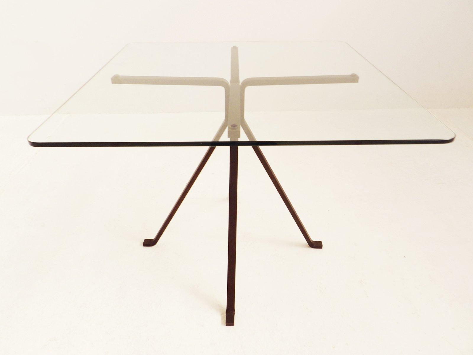 table d 39 appoint cuginetto par enzo mari pour driade en vente sur pamono. Black Bedroom Furniture Sets. Home Design Ideas