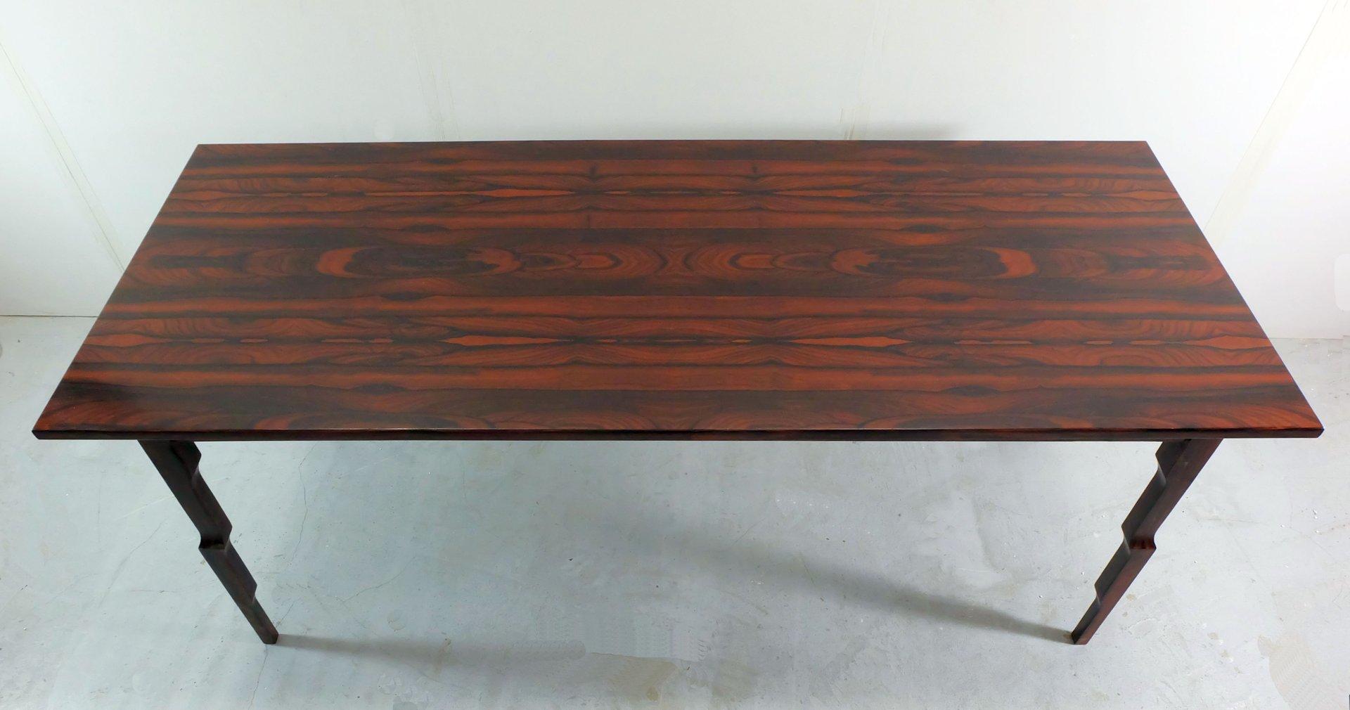 mid century palisander couchtisch 1960er bei pamono kaufen. Black Bedroom Furniture Sets. Home Design Ideas
