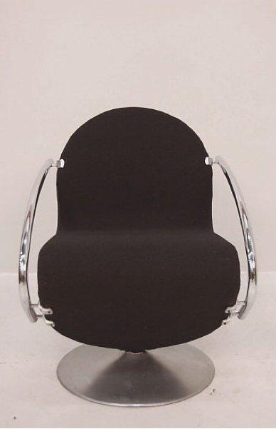sessel von verner panton f r fritz hansen 1970er bei pamono kaufen. Black Bedroom Furniture Sets. Home Design Ideas