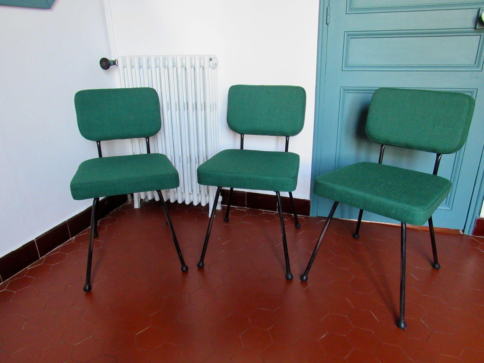 Sedia di andr simard per airborne anni 39 50 in vendita su for Sedia anni 50 design