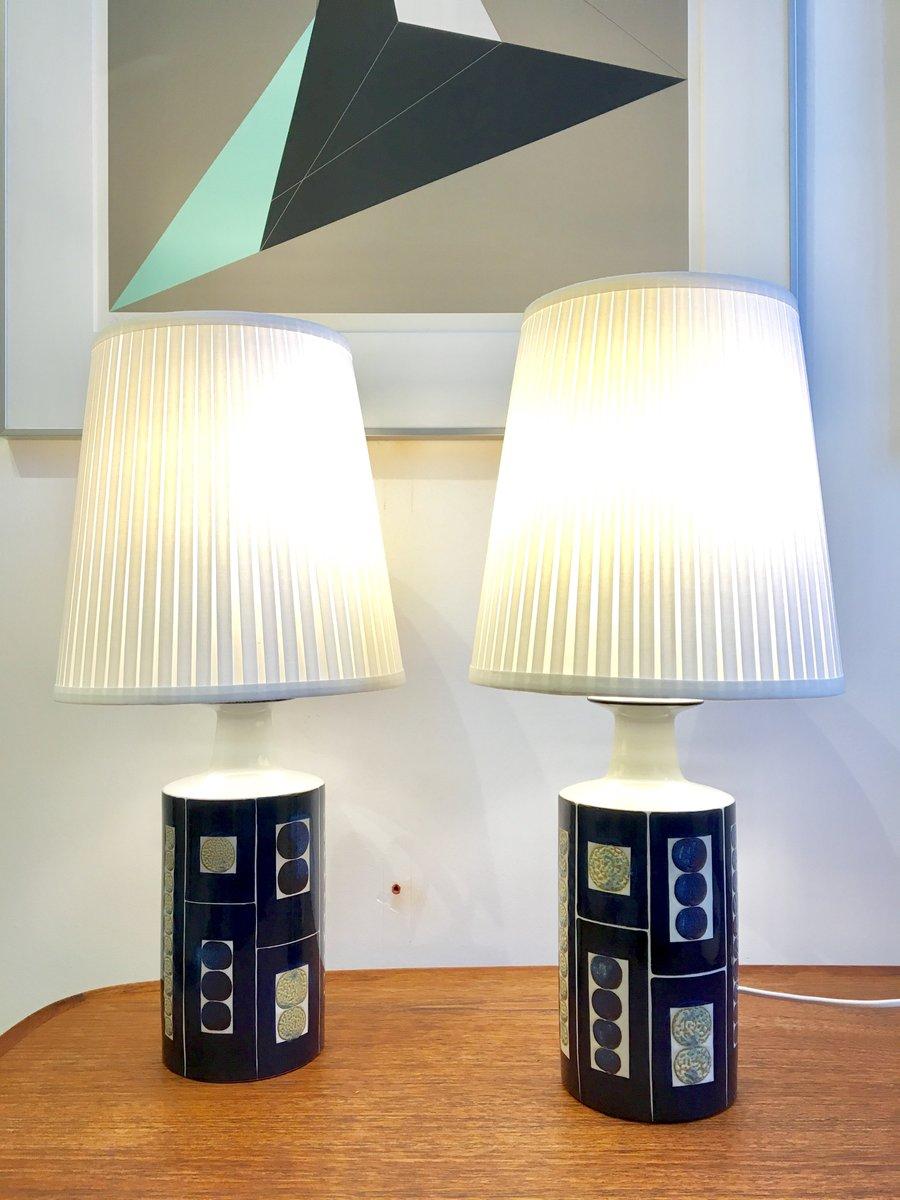 d nische vintage e 7169 lampen von inge lise koefoed 2er set bei pamono kaufen. Black Bedroom Furniture Sets. Home Design Ideas