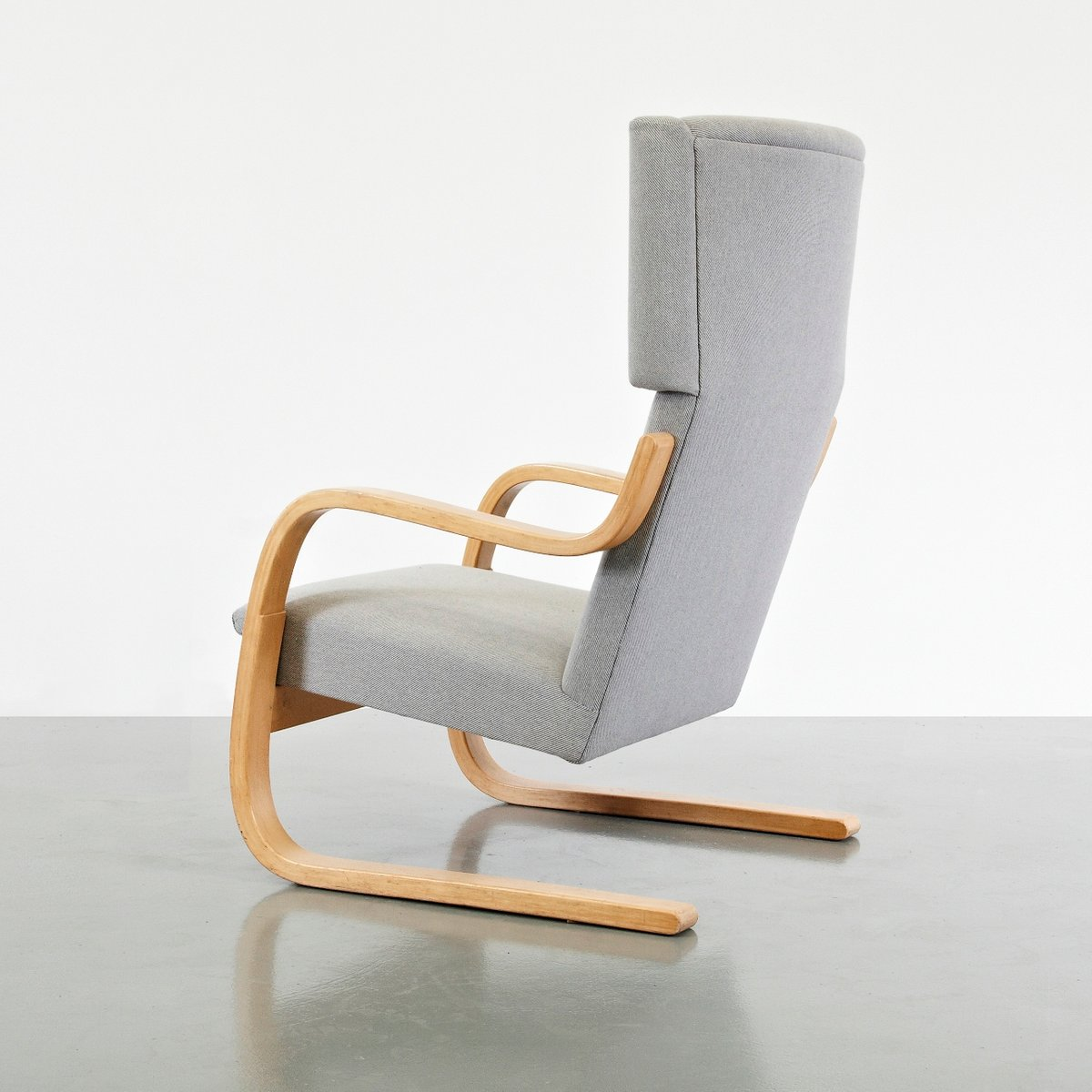 alvar aalto furniture. Wingback Lounge Chair By Alvar Aalto, 1950s Aalto Furniture N