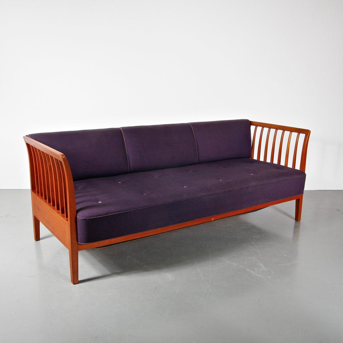 sofa von ludvig pontoppidan circa 1940 bei pamono kaufen. Black Bedroom Furniture Sets. Home Design Ideas