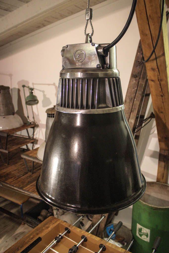 vintage industrie h ngelampe tschechien 1950er bei pamono kaufen. Black Bedroom Furniture Sets. Home Design Ideas