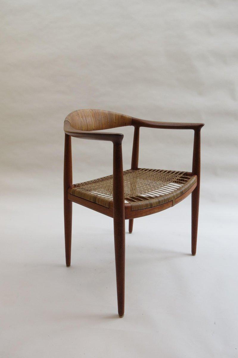 hans j wegner furniture. Mid-Century JH 501 The Chair By Hans J Wegner For Johannes Hansen Furniture R