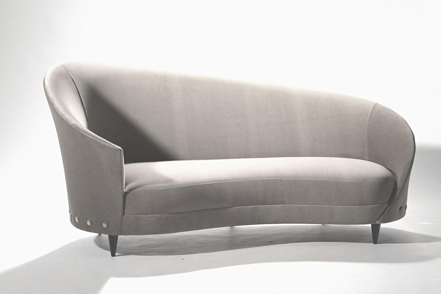 canap m ridienne italie 1960s en vente sur pamono. Black Bedroom Furniture Sets. Home Design Ideas