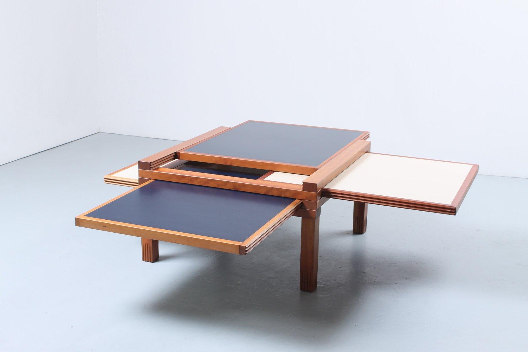 Modular Cofffee Table by Bernard Vuarnesson for Bellato 1980s for