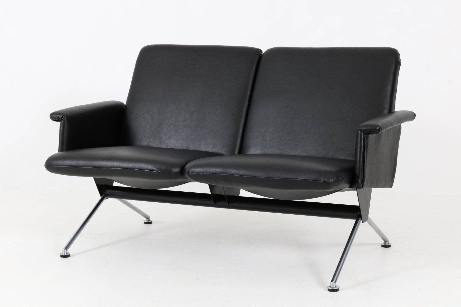 No 1705 Sofa by Andre Cordemeijer for Gispen 1960s for sale at
