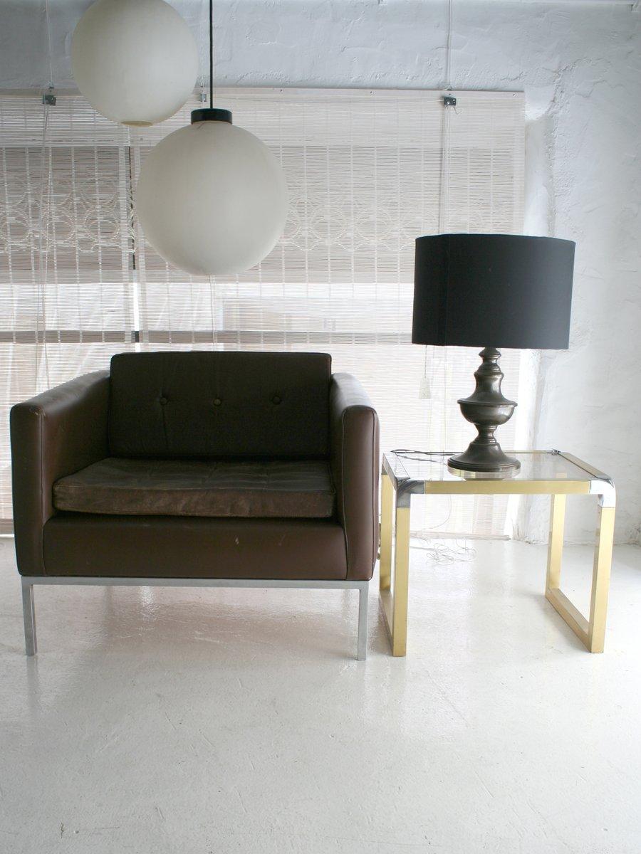 spanische vintage metall lampe bei pamono kaufen. Black Bedroom Furniture Sets. Home Design Ideas